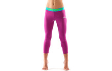 Mons Royale Womens Leggings berry folo